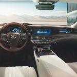 La nouvelle Lexus LS 500h 2018 confirmée pour le salon de Genève !
