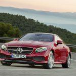 Essai de la nouvelle Mercedes classe E Coupé : sportive et prestigieuse !