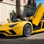 Essai Lamborghini Aventador S 2017