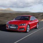 Essai de l'Audi S5 Coupé 2017