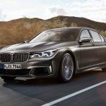 BMW série 7 2017 VI M760LiA xDrive