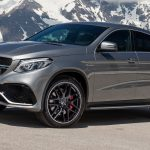 Mercedes GLE Coupé 2017 63 AMG S 4MATIC