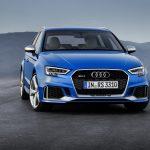 Audi RS3 Sportback: la remise en beauté