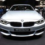 BMW Série 4 dans le restylage