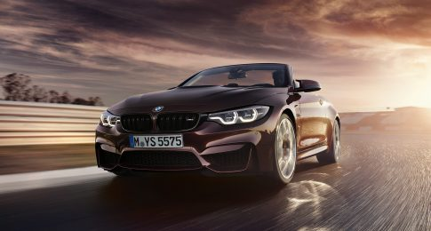 Essai de la BMW M4 Cabriolet Pack Competition 450 ch 2017