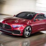 Mercedes Classe A SEDAN 2017
