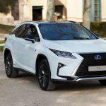 Essai de la Lexus RX 450h 2017