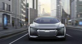 Audi AICON Concept, l'automobile du futur