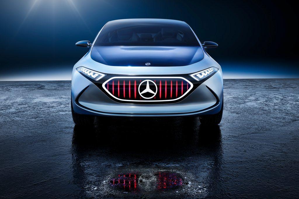 2019 - [Mercedes-Benz] EQ C - Page 3 Concept-car-Mercedes-EQA-2-1024x683