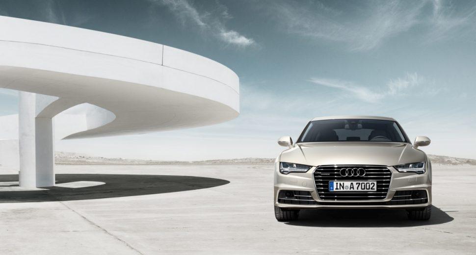 Le retour de l'Audi A7 Sportback dans une deuxième génération