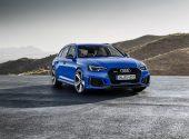 Audi RS4, la nouvelle coqueluche de la marque aux anneaux