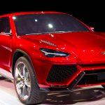 Lamborghini URUS, le SUV disponible à partir de 2018