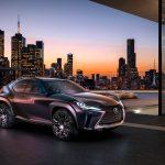 Lexus UX concept, un crossover pas comme les autres