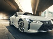 Essai Lexus LC 2017