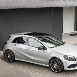 Essai de la Mercedes classe A 220d W176: élégante, performante, mais….