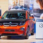 BMW a vendu plus de 100.000 voitures électriques en 2017 !