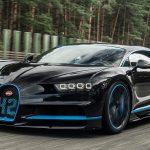 Bugatti défie les lois de la vitesse avec sa Chiron 2018