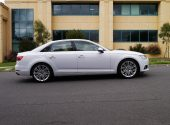 Essai de l'Audi A4 2.0 TDI quattro S tronic (B9) : la berline discrète !
