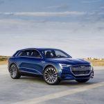 Audi e-tron 2018, du SUV au Concept-car Sportback