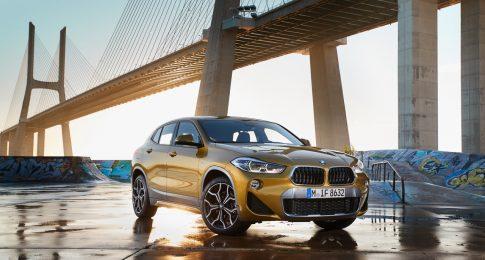 Essai BMW X2 M Sport X 20d xDrive