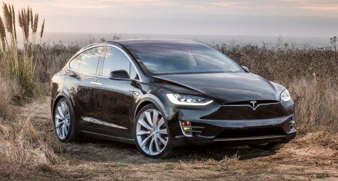 Tesla Model X 100 D, le SUV électrique à l'essai