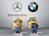 Les meilleurs clashs publicitaires entre les constructeurs automobiles premium