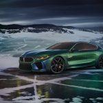 BMW débarque au Salon de Genève 2018 avec son concept M8 Gran Coupé