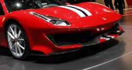 La 488 Pista, quand Ferrari présente sa nouvelle muse