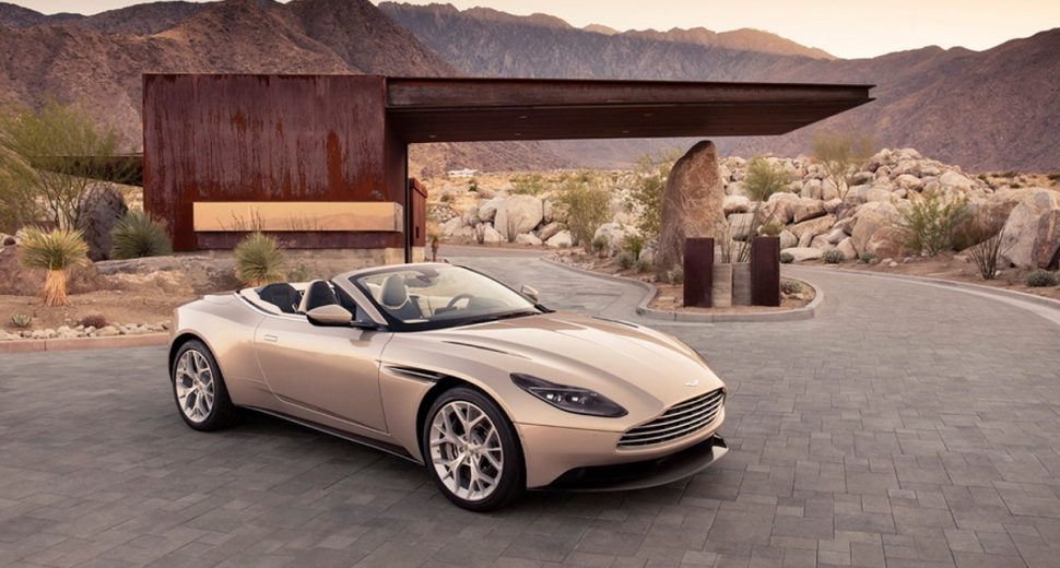Essai Aston Martin DB11 Volante, le cabriolet de tous les désirs
