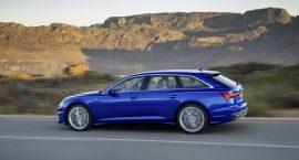 Audi A6 Avant : le nouveau break prêt à dévorer le bitume !