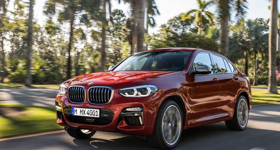 BMW X4 2018, une 2e génération sur les traces du X3
