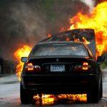 Ces BMW qui prennent feu !