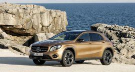 Essai de la Mercedes GLA 200 CDI phase 2