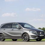 Essai de la Mercedes-Benz classe B 200 CDI phase-2 (W246)