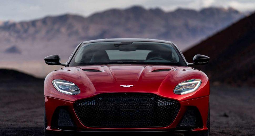 Aston Martin DBS Superleggera 2018, une digne remplaçante de la Vanquish