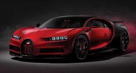 Bugatti Chiron Sport 2018, une sportive de l'extrême
