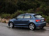 Essai de l'Audi A1 Sportback S line : la reine des petites citadines !