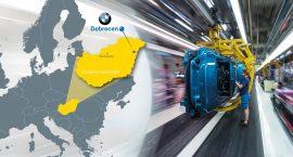 Une nouvelle usine de BMW en Hongrie