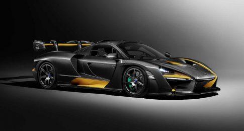 Essai de la McLaren Senna 2018, une voiture de route née pour le circuit