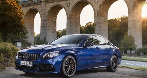 Essai de la Mercedes AMG C 63 S 2018