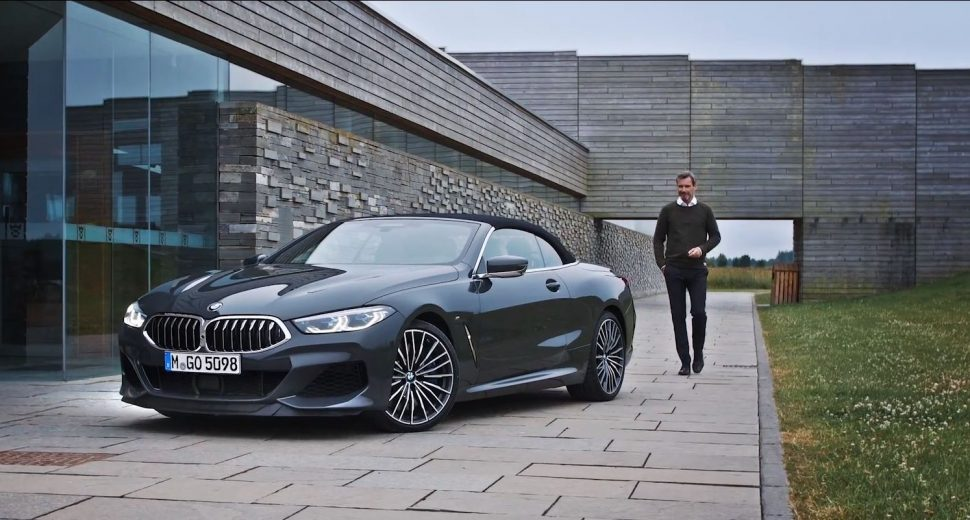 BMW dévoile la nouvelle Série 8 Cabriolet