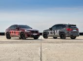 La X3 M et la X4 M continuent de s'échauffer sur le Nürburgring !